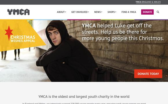Ymca.org.uk
