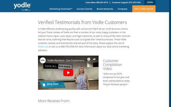 Yodle Reviews