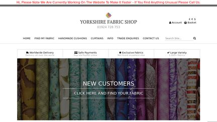 YorkshireFabricShop