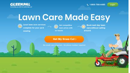 Green Pal Lawn Care