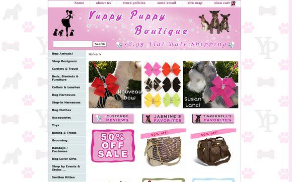 Yuppy Puppy Boutique