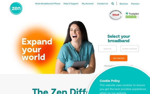 Zen.co.uk